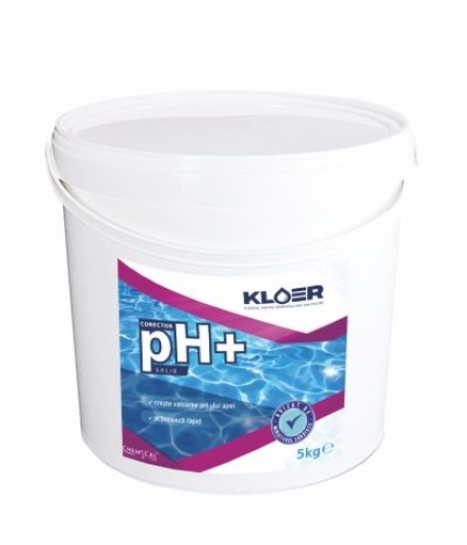Corector pH plus solid, KLOER